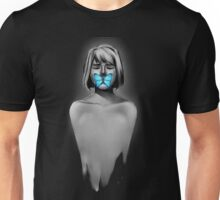 I'm the ghost in the back of your head Unisex T-Shirt
