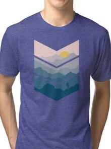 hiking Tri-blend T-Shirt