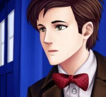 Doctor Who (11th Doctor) Sticker