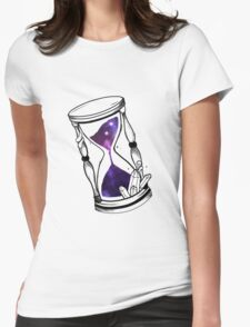 Flying Time Womens Fitted T-Shirt