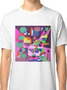 SW GEOMETRIC PATTERN Classic T-Shirt