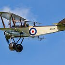 Sopwith Pup 9917 G-EBKY by Colin Smedley