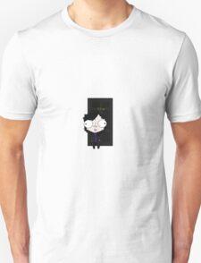 GIR Dressed as Sherlock + 221B Unisex T-Shirt