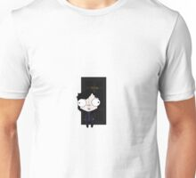 GIR Dressed as Sherlock + 221B Unisex T-Shirt