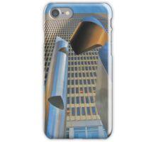 Embarcadero Sculpture - Willi Gutmann iPhone Case/Skin