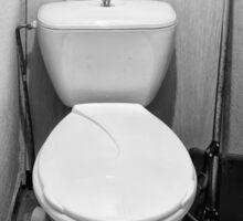 Toilet Sticker