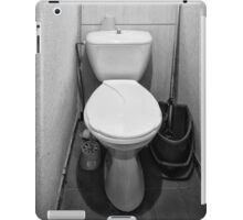 Toilet iPad Case/Skin