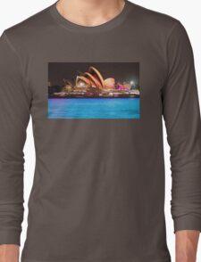 Blue Water Long Sleeve T-Shirt