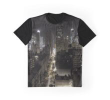 Dark City Graphic T-Shirt
