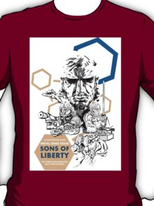 Metal Gear Solid 2: Sons of Liberty T-Shirt