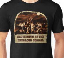 Showdown at the PK Corral Unisex T-Shirt