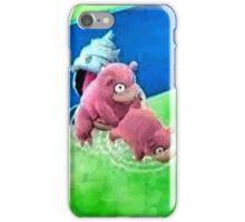 Pokemon Go Bang SlowBro Slowpoke Meme iPhone Case/Skin