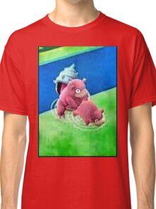 Pokemon Go Bang SlowBro Slowpoke Meme Classic T-Shirt