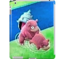 Pokemon Go Bang SlowBro Slowpoke Meme iPad Case/Skin