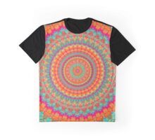 Mandala 129 Graphic T-Shirt