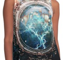 Mirror On The Wall Contrast Tank