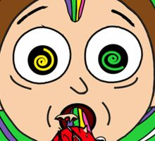 Morty  Vortex Sticker