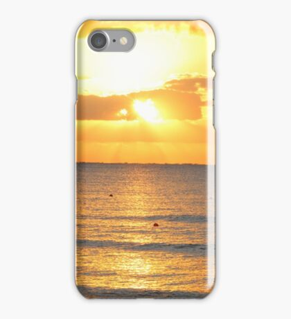 Sunset Rays iPhone Case/Skin