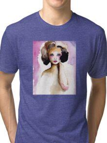 Leia Tri-blend T-Shirt