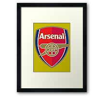 Arsenal FC Framed Print