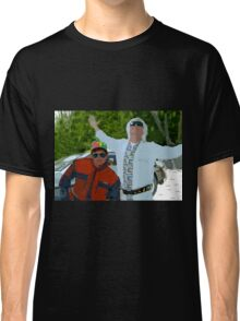 Doc and Marty Classic T-Shirt