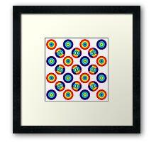 Geo 54 Framed Print