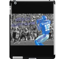 Odell Beckham jr iPad Case/Skin