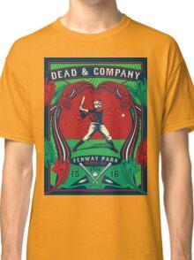 DEAD &COMPANY Boston 2016 Classic T-Shirt