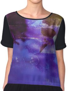 Abstract Memories 04 Chiffon Top