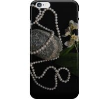 Jasmine and Pearls iPhone Case/Skin