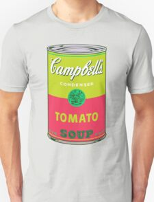 Campbell's Soup Can - Andy Warhol Print Unisex T-Shirt