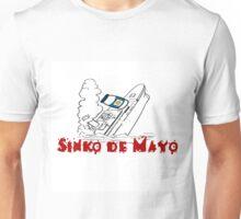 SINKO DE MAYO (CINCO) Unisex T-Shirt