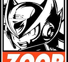 Zero Zoop Obey Design by SquallAndSeifer