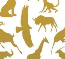 Compassion For Wildlife Sticker