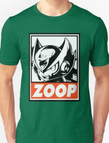 Zero Zoop Obey Design T-Shirt