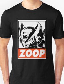 Zero Zoop Obey Design T-Shirt