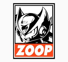 Zero Zoop Obey Design Men's Baseball ¾ T-Shirt
