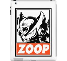 Zero Zoop Obey Design iPad Case/Skin