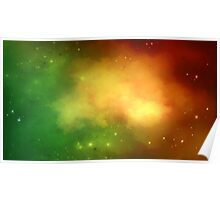 Ghost Nebula Poster