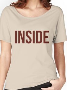 Inside Women's Relaxed Fit T-Shirt
