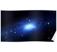 Ghost Nebula 03 Poster