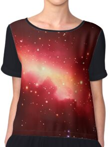 Ghost Nebula 03 Chiffon Top
