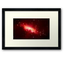 Ghost Nebula 03 Framed Print