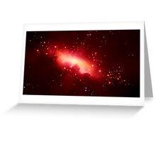 Ghost Nebula 03 Greeting Card