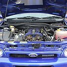 Ford Cosworth Engine by Vicki Spindler (VHS Photography)