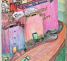 Book Worm-ville by Judith Livingston