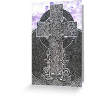 Cross Design Greeting Card