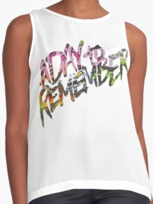 """A Day To Remember """"Attack of the Killer B-Sides"""" Logo Contrast Tank"""