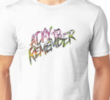 "A Day To Remember ""Attack of the Killer B-Sides"" Logo Unisex T-Shirt"