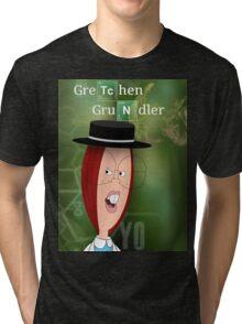 Breaking Grundler Tri-blend T-Shirt